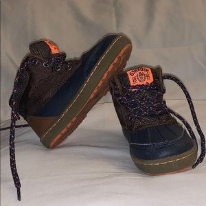 Oshkosh boots for boys